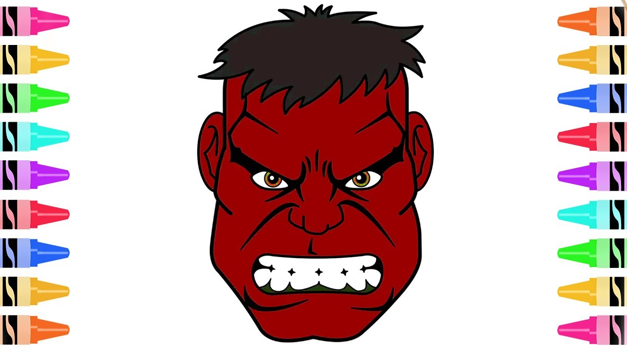 1280x720 Hulk Clipart Angry