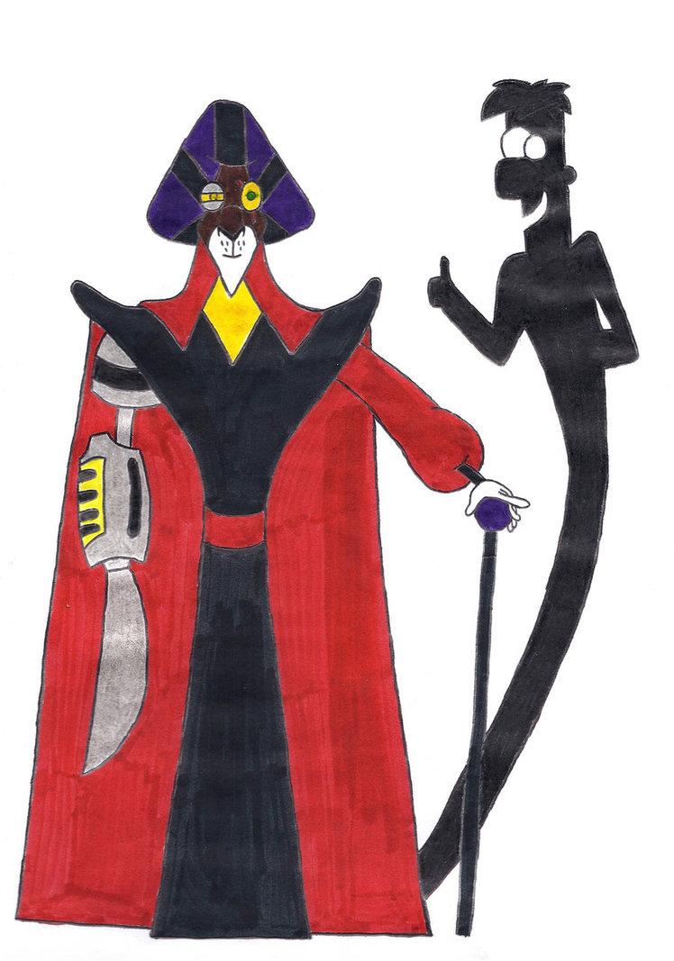 748x1067 An All Powerful Villain By Evil Pumpkin King