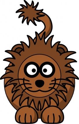 272x425 Cartoon Lion Clip Art. Svg 102 Clipart Panda