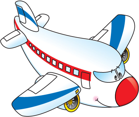 446x375 Clipart Images Of Aeroplane Collection