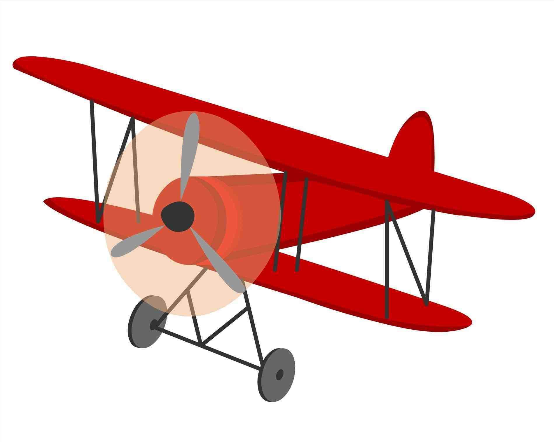 Vintage Airplane Clipart at GetDrawings | Free download