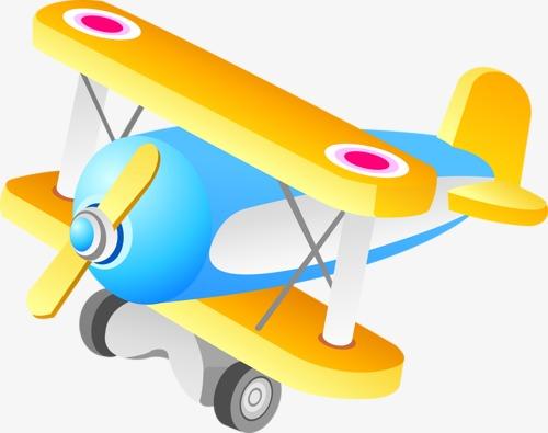 500x395 Vintage Aircraft, Cartoon Airplane, Aircraft, Aerospace Png Image