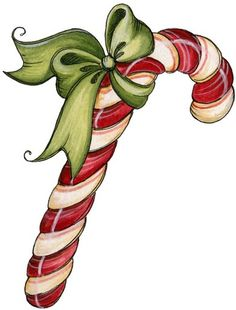 236x310 Free Vintage Christmas Clip Art Candy Cane Vintage Christmas