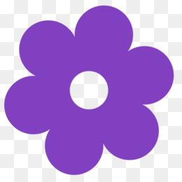 260x260 Free Download Purple Flower Violet Clip Art