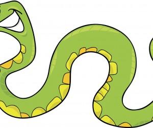Viper Snake Clipart