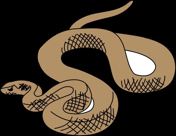 600x464 Rattlesnake Cliparts