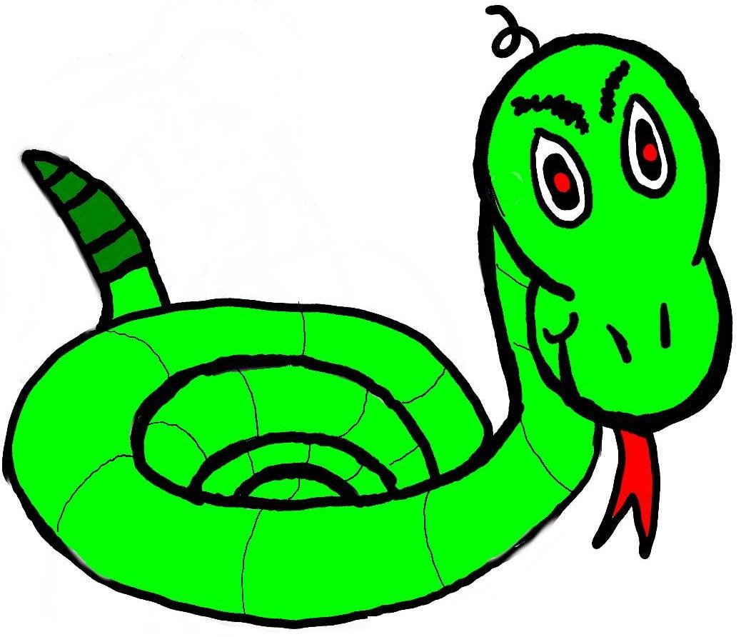 1038x892 Snake Clip Art Clipart Image 1 3