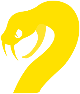 257x300 Viper Yellow Clip Art Download