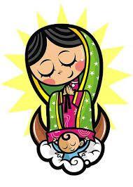 Virgen De Guadalupe Clipart