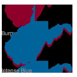 252x252 West Virginia State Clip Art Clipart Panda