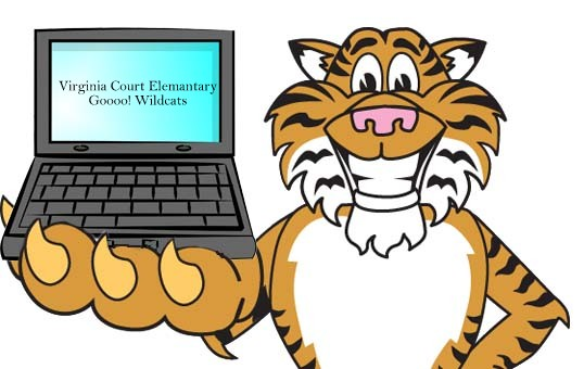 538x340 Clip Art Illustration Of A Cartoon Tiger With A Missing Tooth