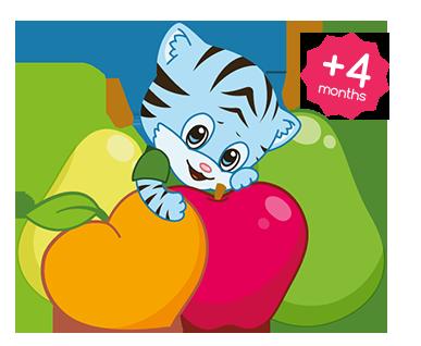387x318 Vitamin C Clip Art Babies Cliparts