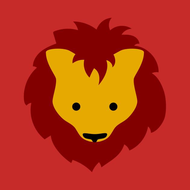 630x630 The Gryffindor Lion Icon