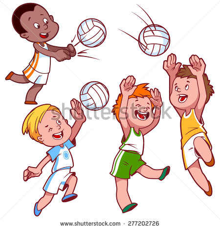 450x470 Kids Volleyball Clipart Amp Kids Volleyball Clip Art Images