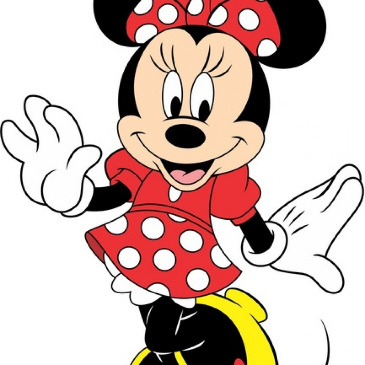 1228x1228 Minnie Mouse Images Free Volleyball Clipart Createmepink