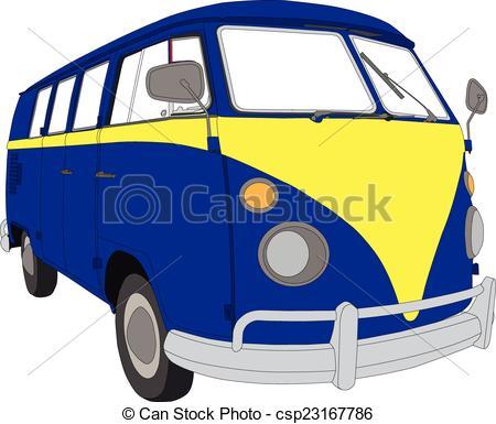 450x385 Camper Van 02. Colourful Vw Beetle Van Camper Vector