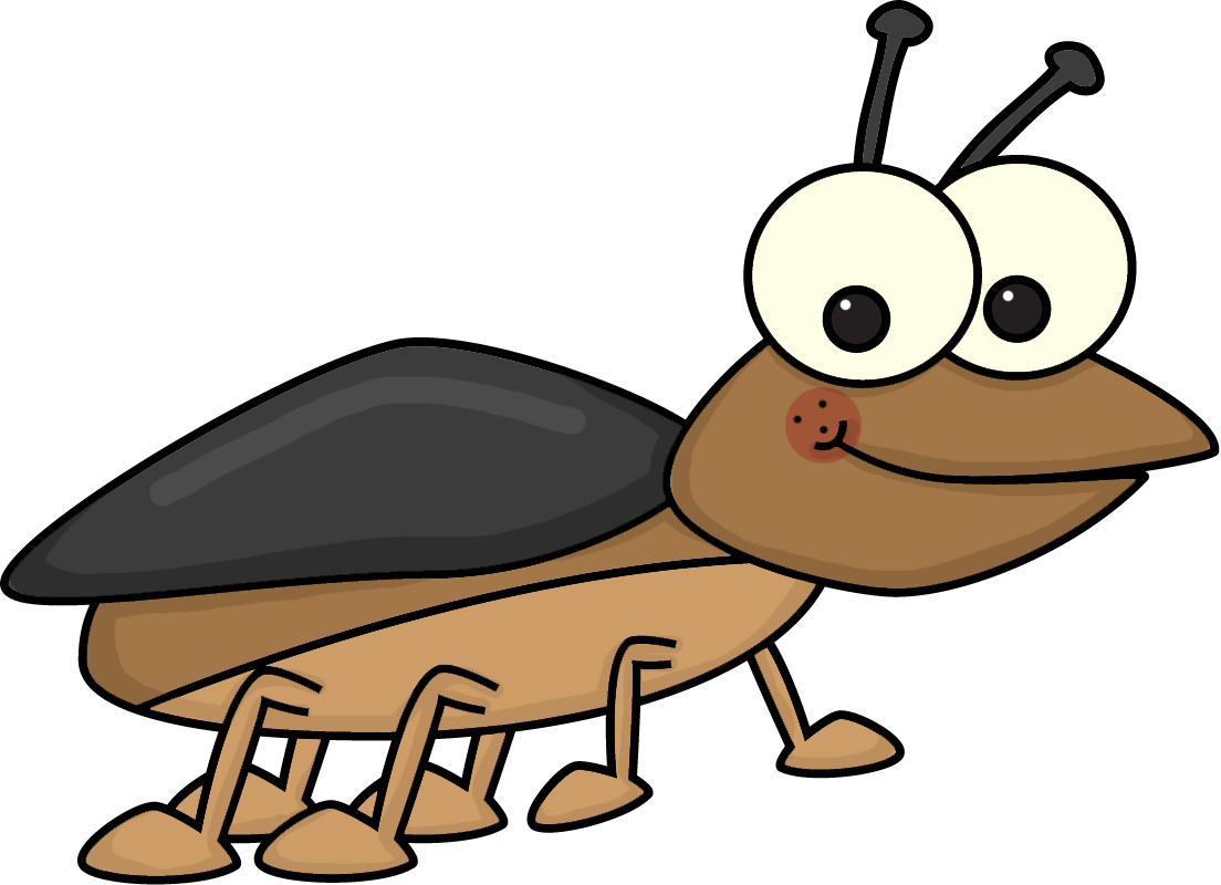 1104x800 Bugs Clipart