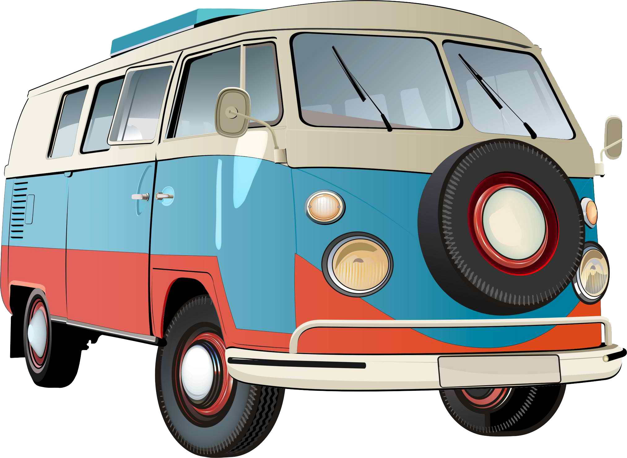 2025x1480 Collection Of Vw Kombi Clipart High Quality, Free Cliparts