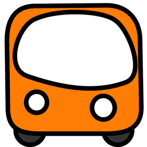 Vw Bus Clipart