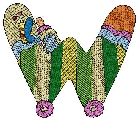 484x422 Free Clip Art Letters Cute Letter W Clipart Alihkan.us
