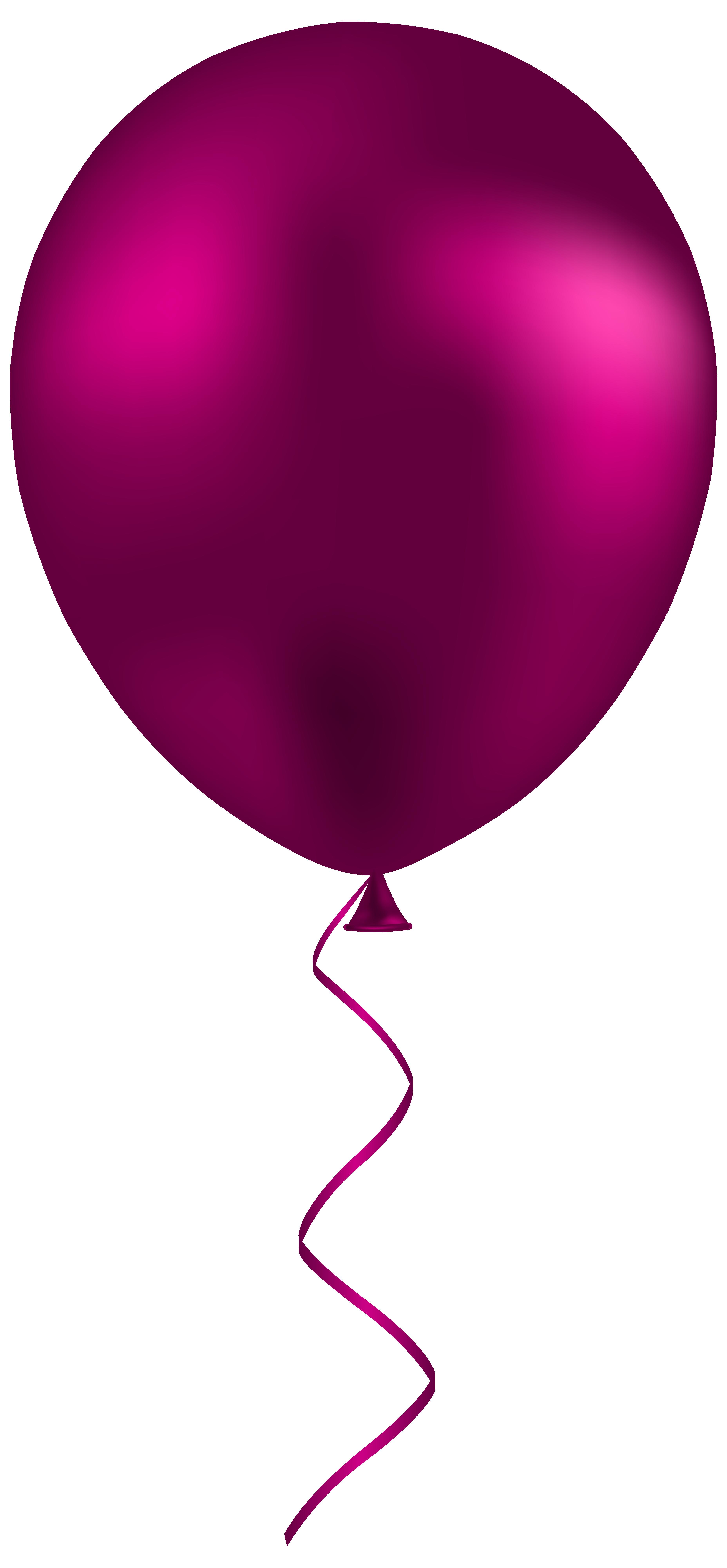 3711x8000 Purple Balloons Clip Art Szukaj W Google Gif Picturesque