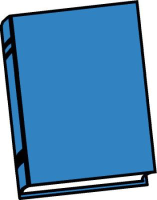 314x400 Title Of A Book Clipart Openbook W Clip Art At Clker Com Vector