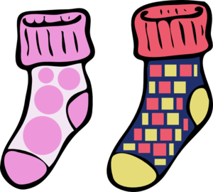 300x270 Collection Of Crazy Sock Day Clipart High Quality, Free