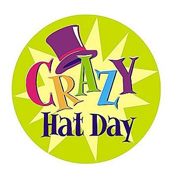350x350 Wacky Hat Cartoons Crazy Hat Day Clip Art Gallery For Crazy Hat