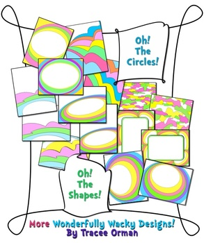 293x350 Wonderfully Wacky Designs 2 Oh, The Circles Clip Art By Tracee Orman