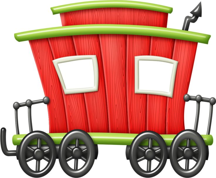 Wagon Train Clipart