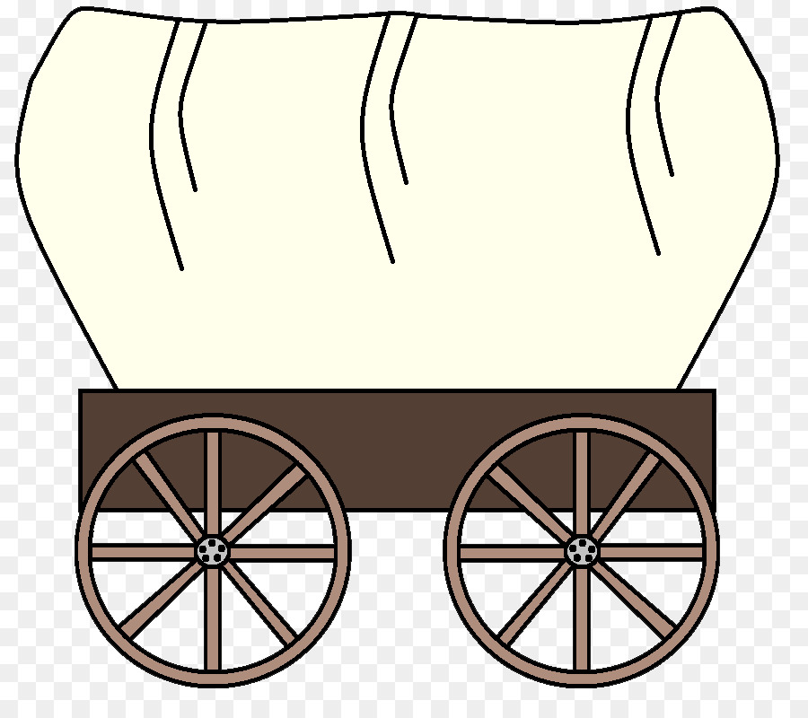 900x800 The Oregon Trail American Frontier Covered Wagon Clip Art