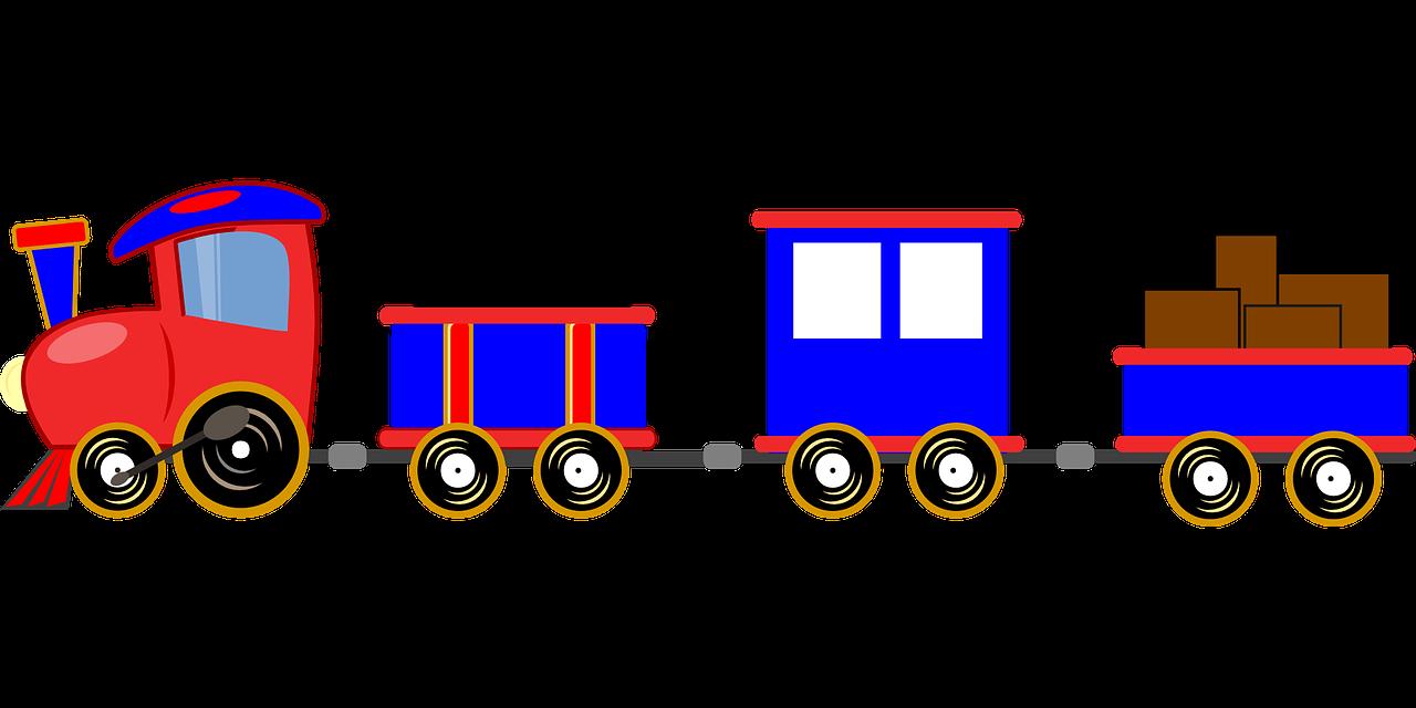 1280x640 Train Clip Art