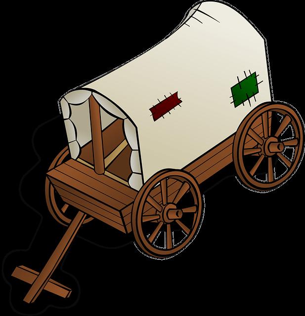 617x640 Wagon Cliparts