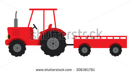 450x252 Wagon Clipart Tractor Pulling