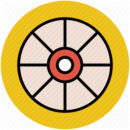 512x512 Boat Steering, Caravan, Cartwheel, Spoke, Wagon Wheel, Wheel Icon