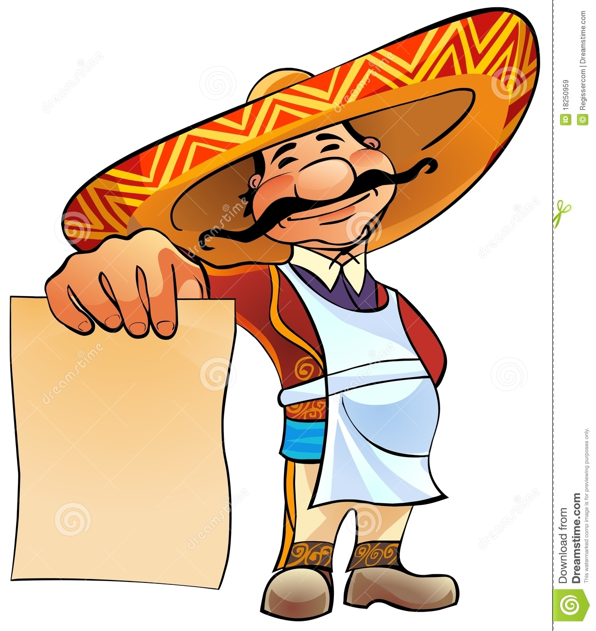 1228x1300 Collection Of Mexican Waiter Clipart High Quality, Free