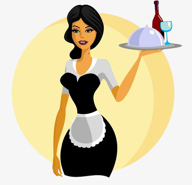 650x628 Western Restaurant, Waitress, Clothing, Waiter Clothes, Restaurant