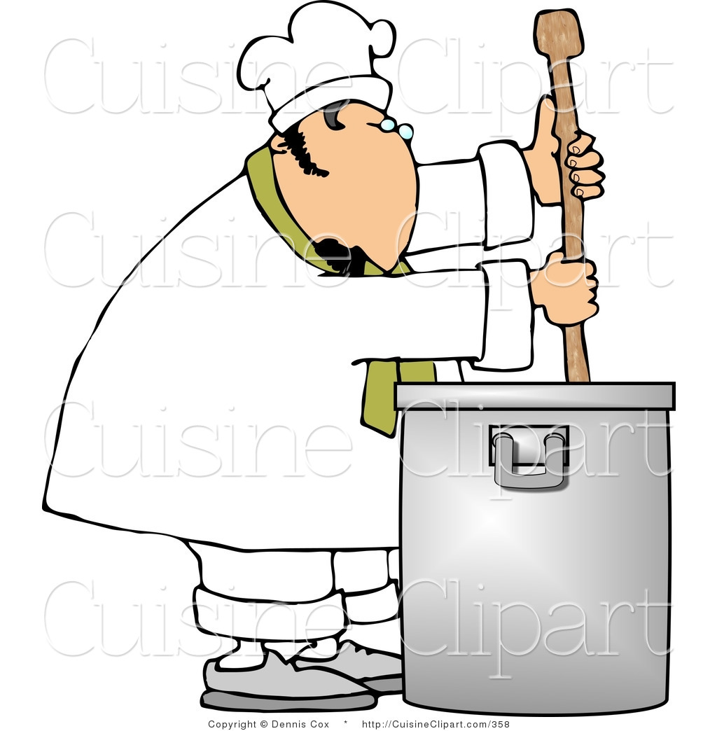 1024x1044 Soup Cook Off Clipart