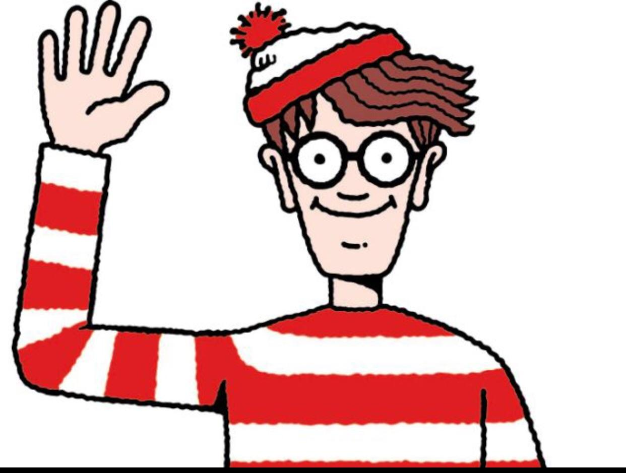 photograph regarding Where's Waldo Printable identified as Waldo Clipart at  Free of charge for individual hire
