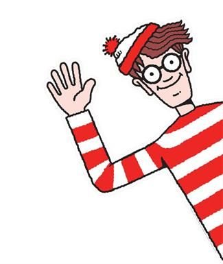 325x385 Where's Wally Turns 25 On September 21. Planned Celebratory Events
