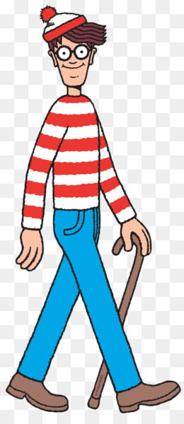 260x600 Where S Wally Png And Psd Free Download