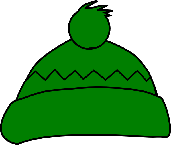 600x508 Hat Clipart Wolly