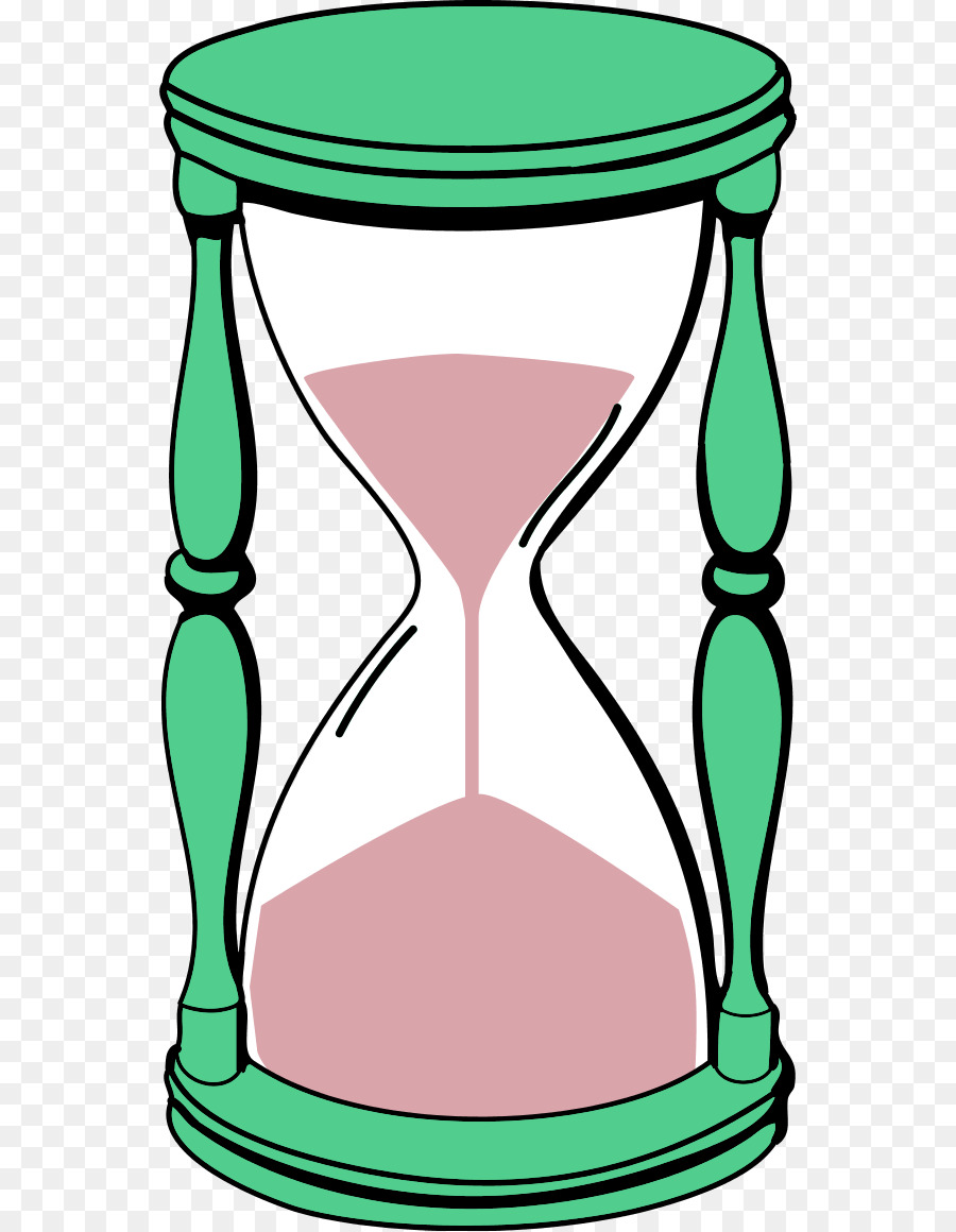 900x1160 Father Time Hourglass Clip Art