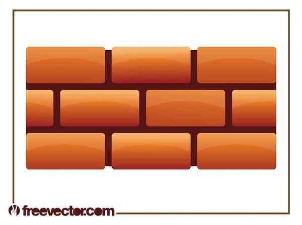 600x448 Clip Art Brick Wall Free Vector Graphics For Clipart Brick Wall