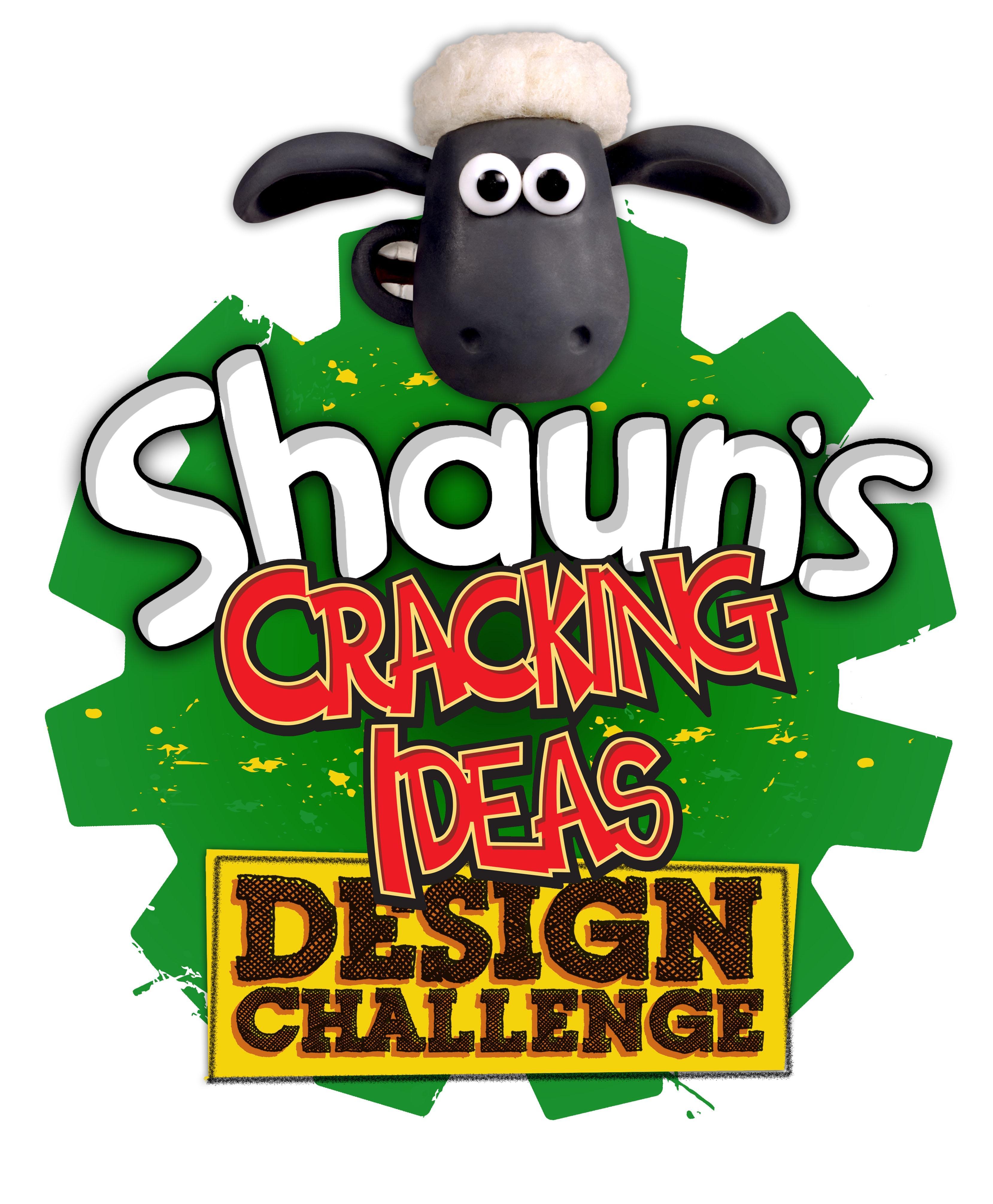 3317x4020 Baaa Rilliant Chance To Take Part In Shaun The Sheep Design