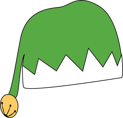 500x478 Elf Hat Art
