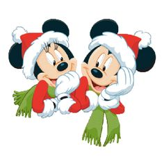 236x236 Disney Christmas Clipart