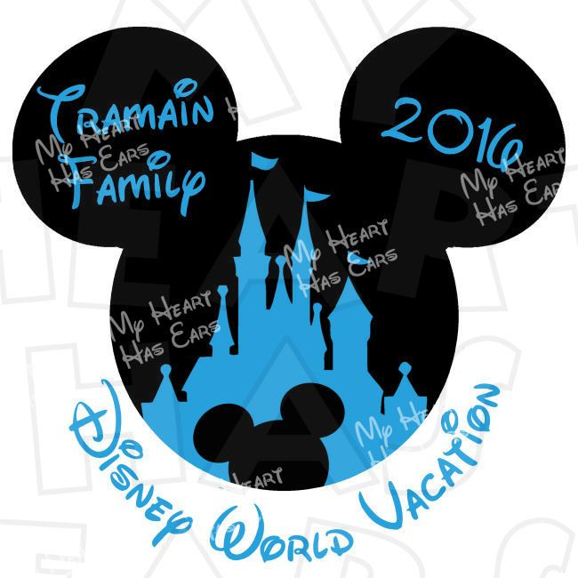 Walt Disney World Clipart