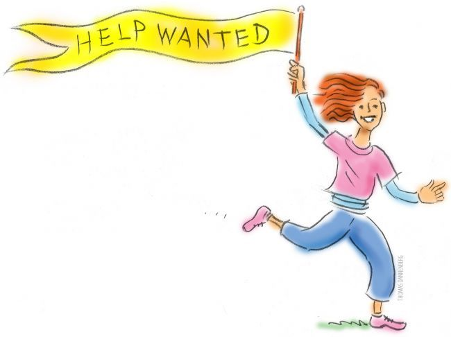 650x486 Printable Volunteer Help Wanted Pto Today Gallery School Ideas