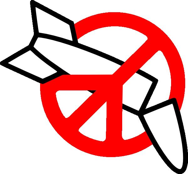 600x556 Peace Not War Clip Art